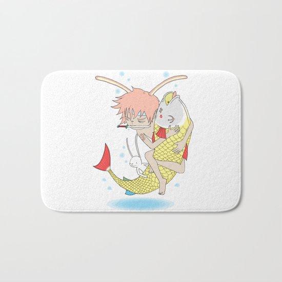 安寧 HELLO - FISHING EP003 Bath Mat