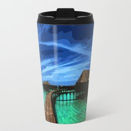 Bungalow Docks Travel Mug