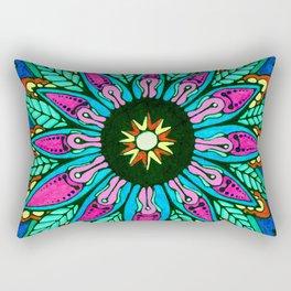The Edge of Night Rectangular Pillow