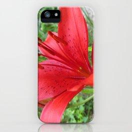 Floret iPhone Case
