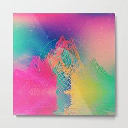 fist of colors Metal Print