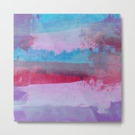 Abstract No. 478 Metal Print