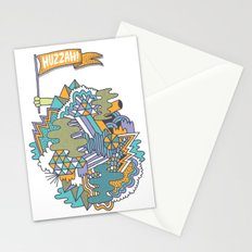 Huzzah! Stationery Cards