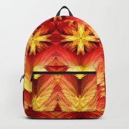 Emergence of Flame Mandala Backpack