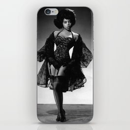 Iconic Images: Miss Topsy iPhone Skin