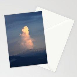 Nevado del Ruiz volcano Stationery Cards