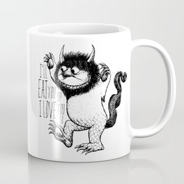 I'll Eat You Up I Love You So Coffee Mug