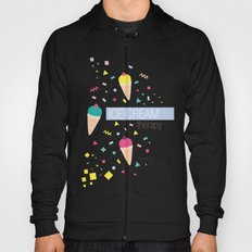 Ice Cream Therapy Hoody