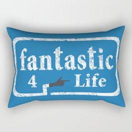 Fantastic 4 Life Rectangular Pillow