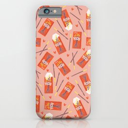 Pocky Time iPhone Case