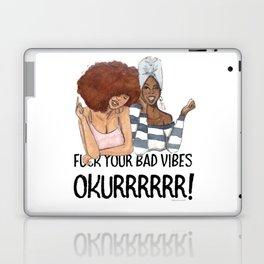 Okurrr Laptop & iPad Skin