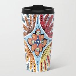 Spanish Tiles Travel Mug