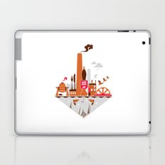 Welcome to the Kelham Island Quarter Laptop & iPad Skin