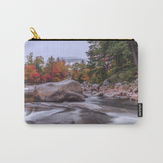 mountain stream Carry-All Pouch
