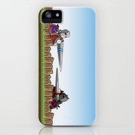 Joust It iPhone Case