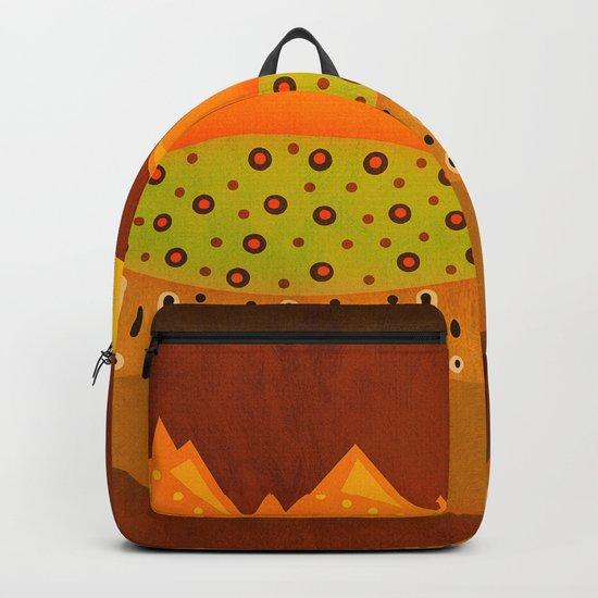 Color/Landscape 9     (By vivigonzalezart) Backpack