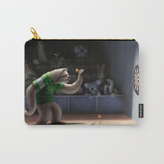 Sloth Darts Carry-All Pouch