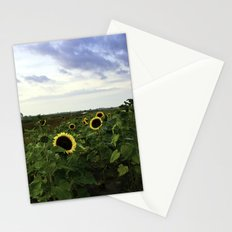 Sunflower Row Stationery Cards