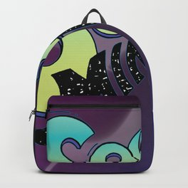 The Soul Miners logo collection Backpack