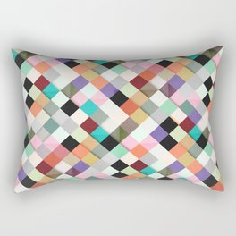 Pass this Pastels Rectangular Pillow