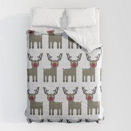 Reindeers Comforters