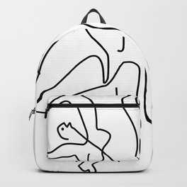 Picasso - the dancers,Picasso Art Backpack