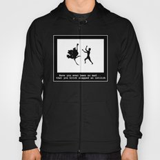 Mad at ostrich Hoody