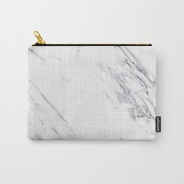Marble - Classic Real Marble Carry-All Pouch