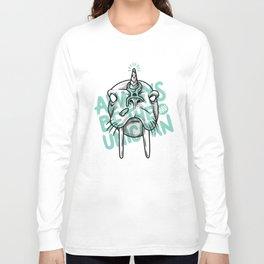 The UNI-CON (walrus) Long Sleeve T-shirt