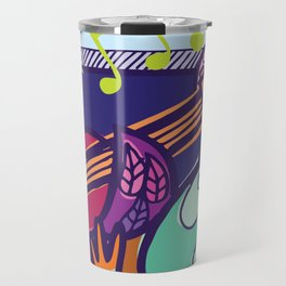 Owl and the Pussycat Travel Mug