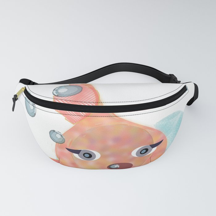 Anemone Coral Fish Bubbles Fanny Pack