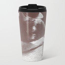Einar Vs The Beer  Metal Travel Mug