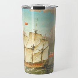HMS Victory Travel Mug