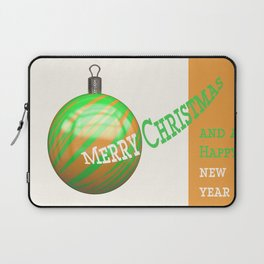 Merry Christmas................. Laptop Sleeve