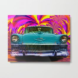 Those Were The Days Metal Print