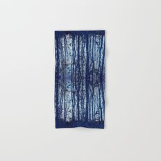 Denim Designs Winter Woods Hand & Bath Towel