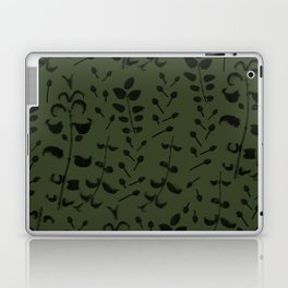 Mint and Chive Laptop & iPad Skin