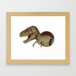 Tyrannosaurs Rex Framed Art Print
