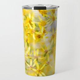 Sunshine & Flowers Travel Mug