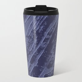 marble effect Travel Mug