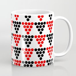 Abstraction from Cardium pottery 5-abstraction,abstract,cardial,cardium pottery Coffee Mug