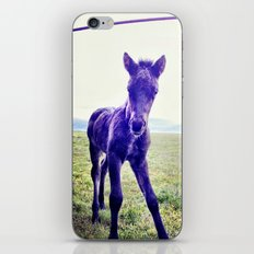 weak knees iPhone & iPod Skin