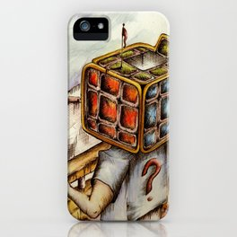 """Cubical"" iPhone Case"