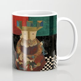 King's Cake Coffee Mug