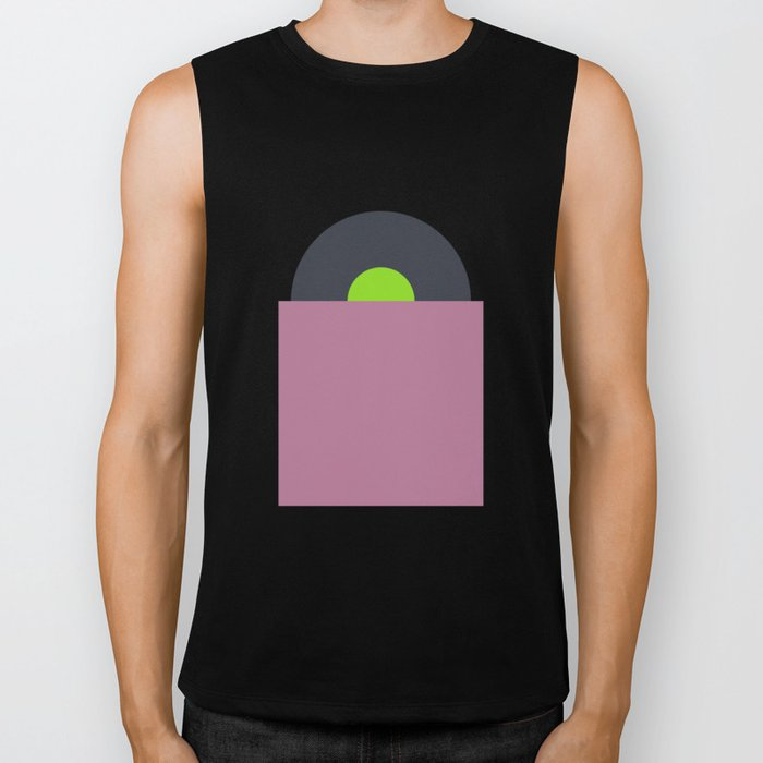 Vinyl Collection #5 Biker Tank