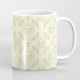 NO ONE EVER REALLY DIES Coffee Mug