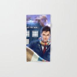Doctor Who Hand & Bath Towel