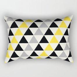 Bee Mountains Rectangular Pillow