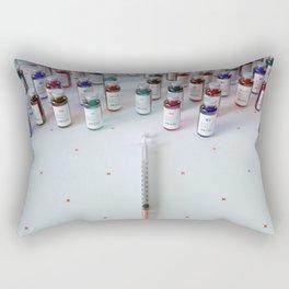"""""""Daily medicine"""" Rectangular Pillow"""