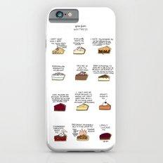 Waitress Pies iPhone 6s Slim Case
